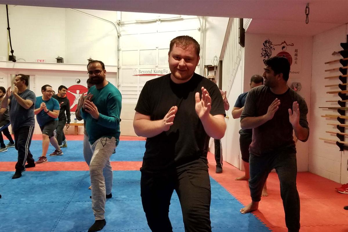 Beyond Kungfu 2