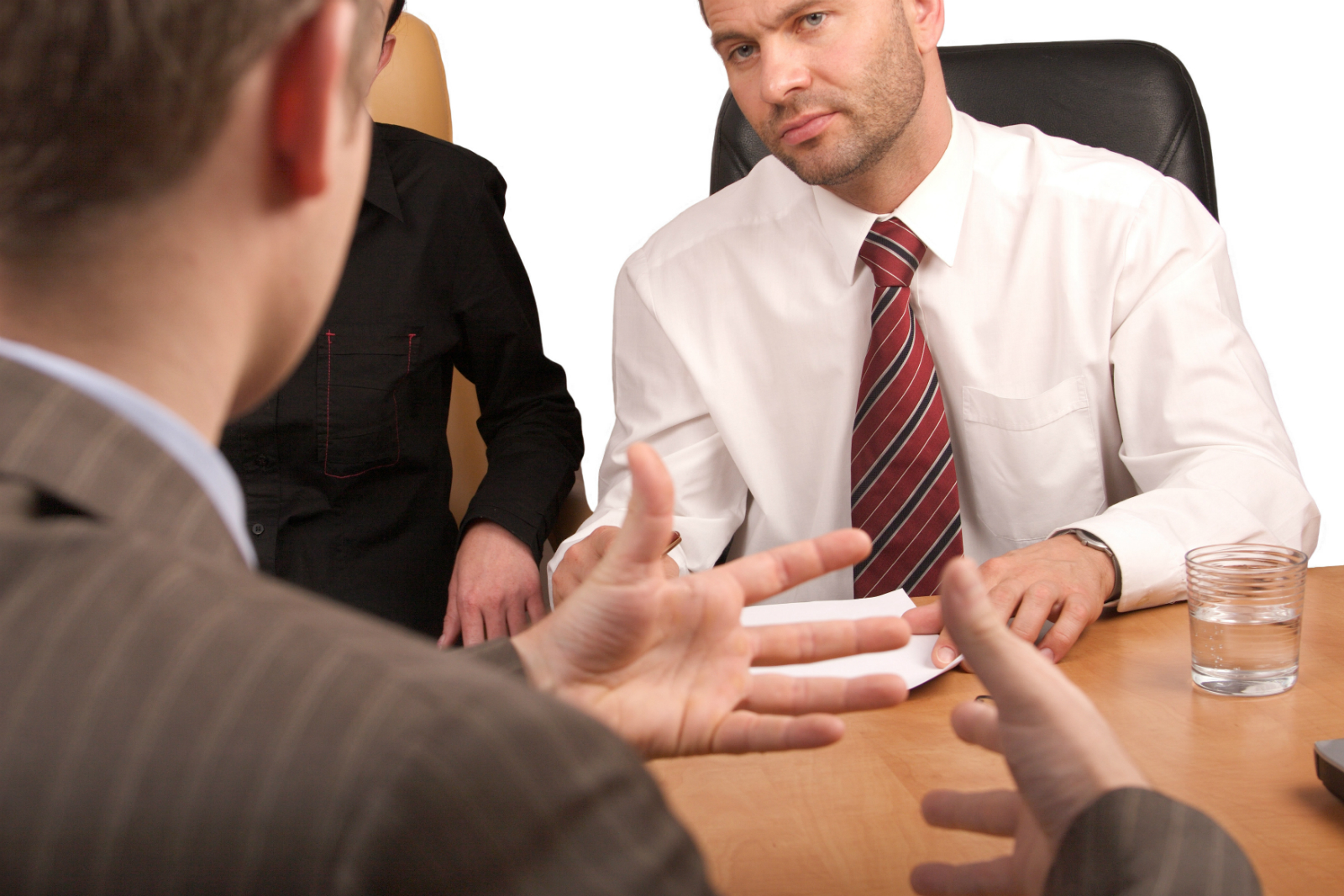 Six Simple Ways to Impress an Interviewer in Less Than Three Minutes
