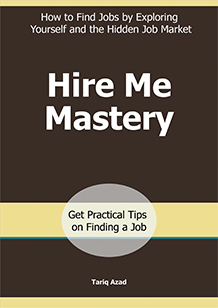 Hire Me Mastery Book